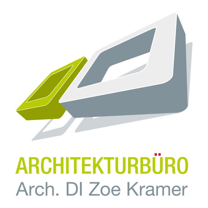 Architekturbüro Kramer – Pixelflüsterer professionelles Logo Design aus Wien.