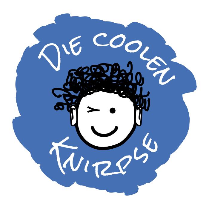 Die coolen Knirpse – Pixelflüsterer professionelles Logo Design aus Wien.