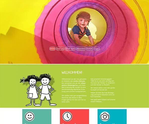 Information Web Design
