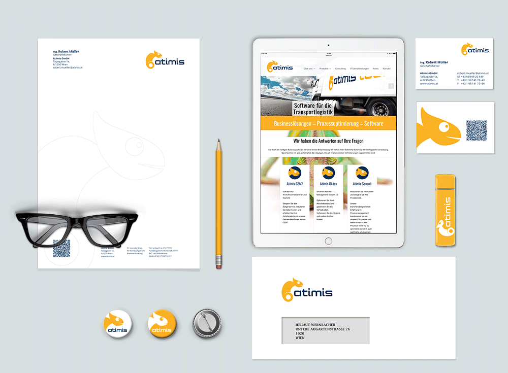 Atimis Corporate Design