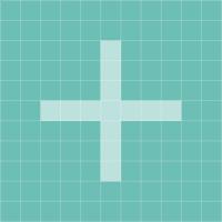 das Kreuz im Logo Design