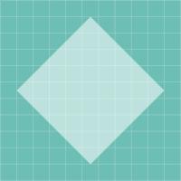 die Raute im Logo Design