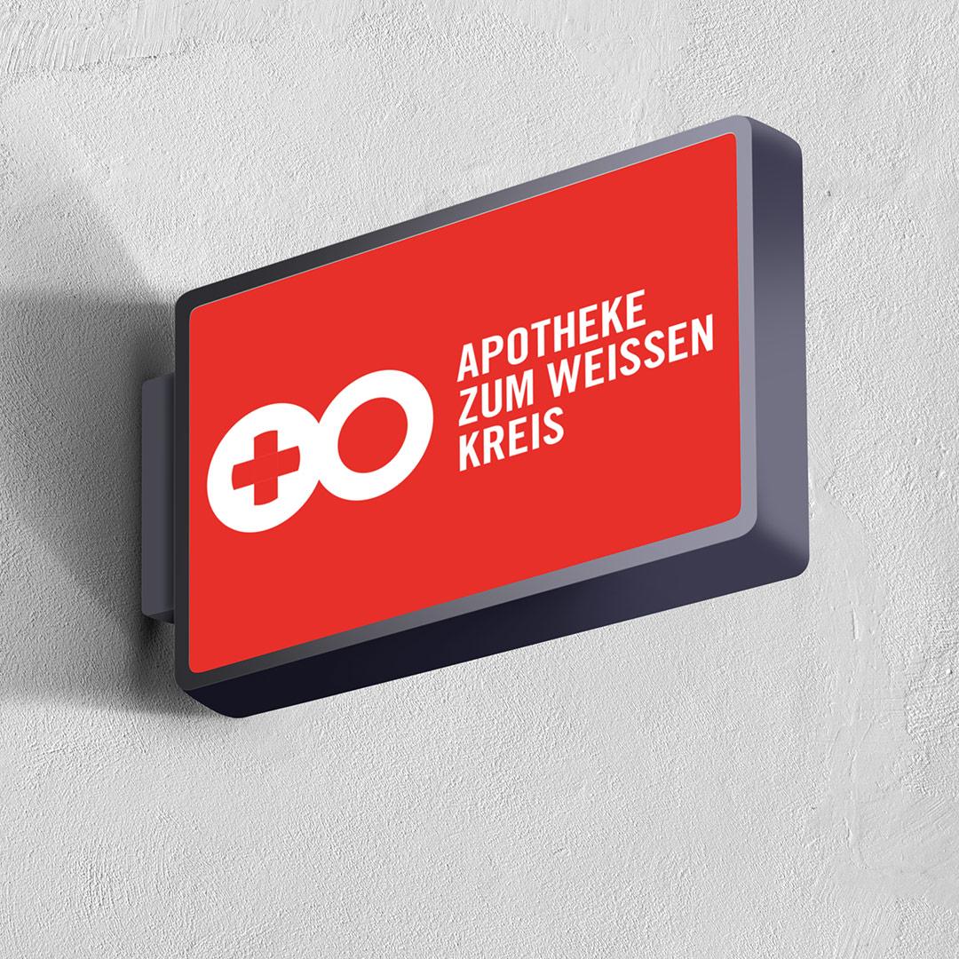 Logo Design Apotheke Pixelflüsterer