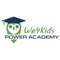 Logo We4kids Power Academy