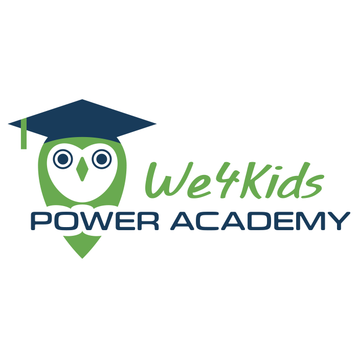 Logo We4kids Power Academy