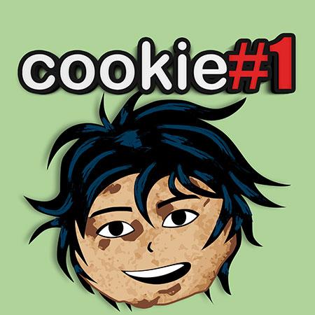 Cookie #1. Grafikdesign by Pixelflüsterer