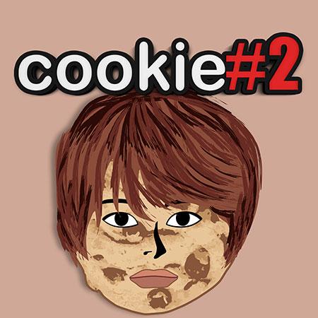 Cookie #2. Grafikdesign by Pixelflüsterer