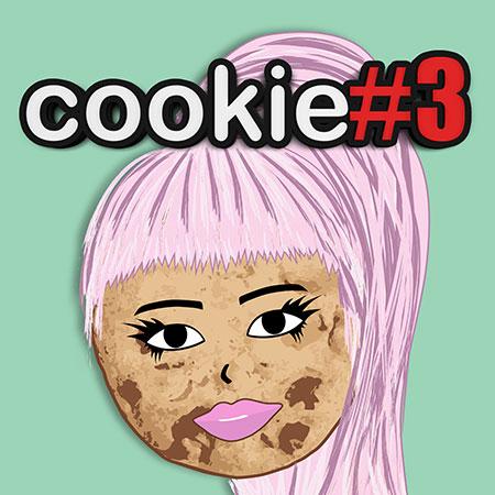 Cookie #3. Grafikdesign by Pixelflüsterer