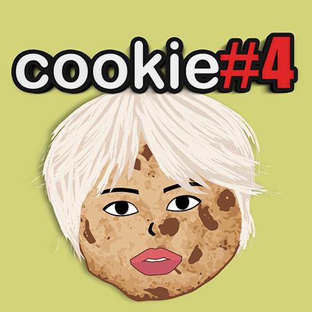 Cookie #4. Grafikdesign by Pixelflüsterer